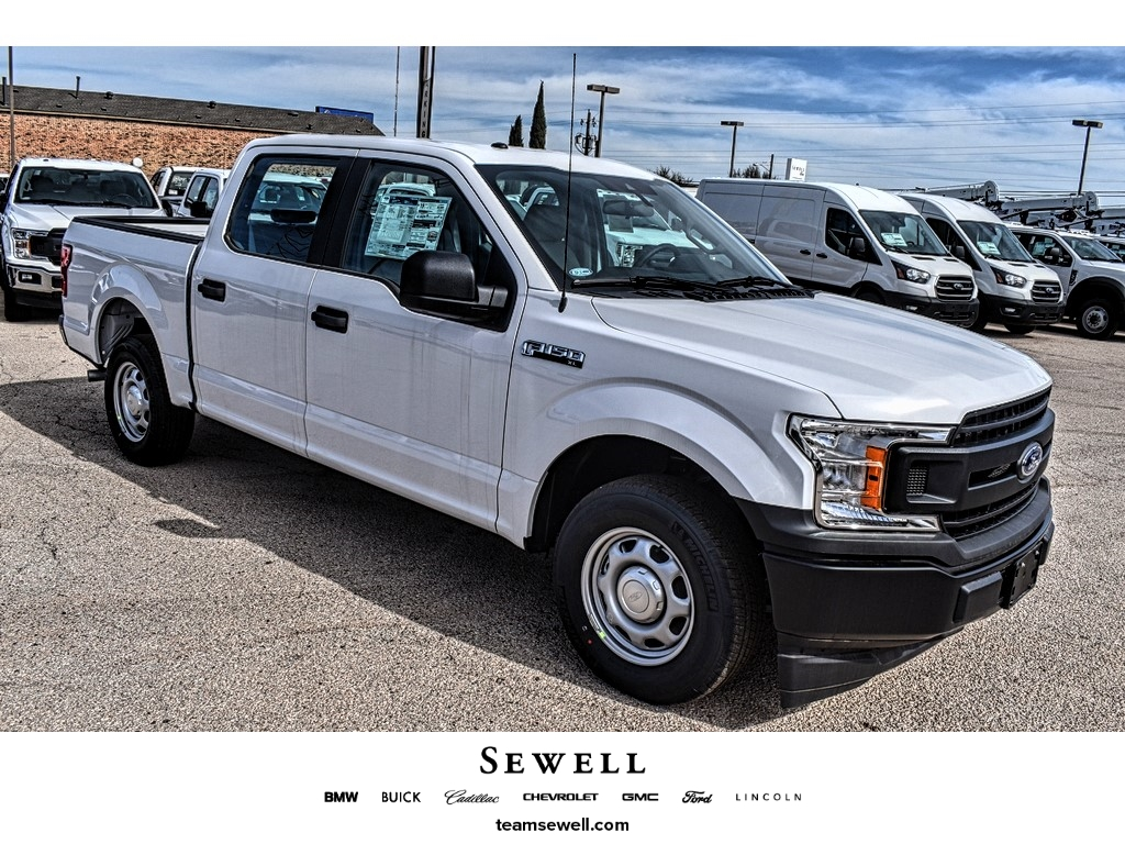 2019 Ford F-150 SuperCrew Cab 4x2, Pickup #927078 - photo 1