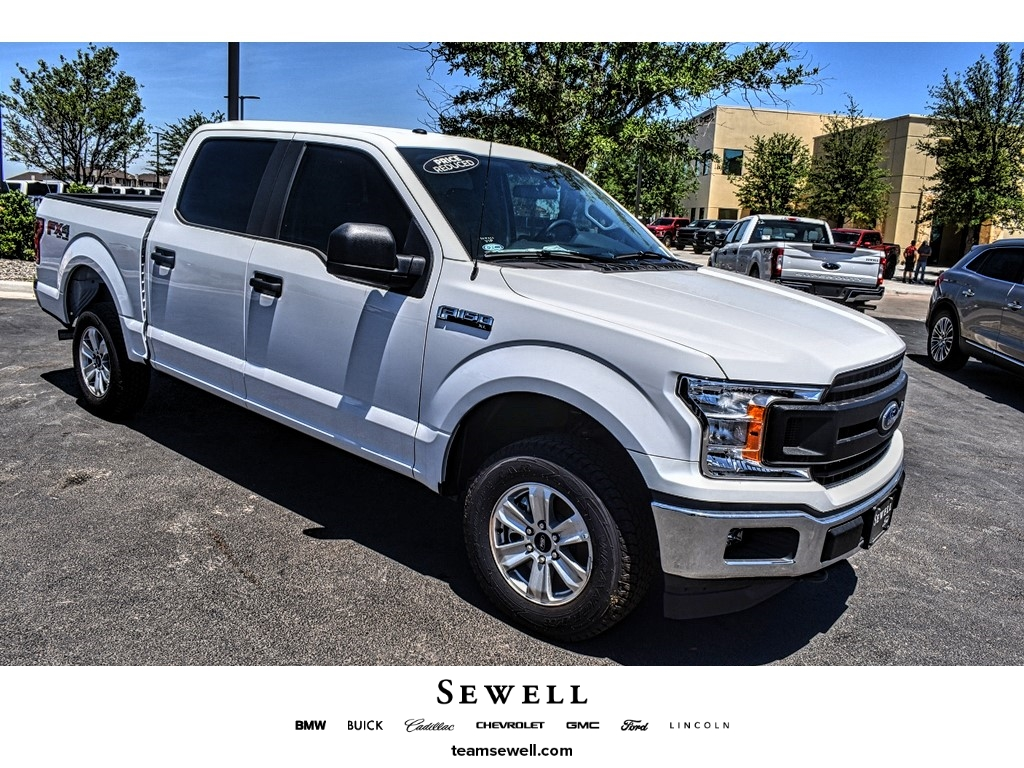 2019 Ford F-150 SuperCrew Cab 4x4, Pickup #927081 - photo 1