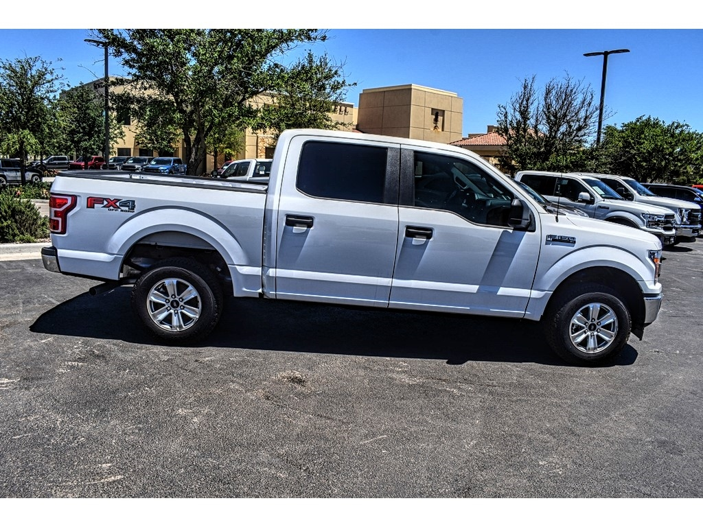 2019 Ford F-150 SuperCrew Cab 4x4, Pickup #927081 - photo 8