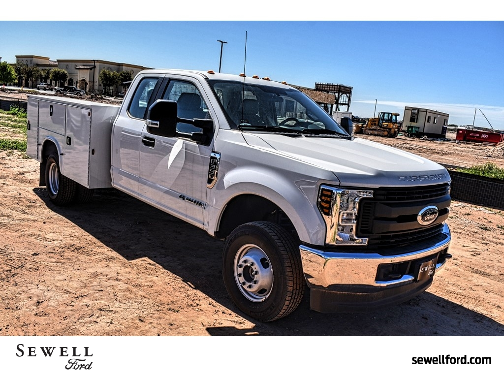 2019 F-350 Super Cab DRW 4x4, Knapheide Service Body #928812 - photo 1