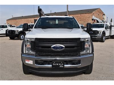 2019 Ford F-550 Super Cab DRW 4x4, Auto Crane Titan Mechanics Body #928816 - photo 3