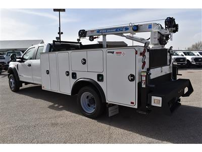 2019 F-550 Super Cab DRW 4x4, Auto Crane Titan Mechanics Body #928816 - photo 7