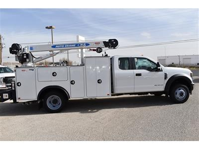 2019 F-550 Super Cab DRW 4x4, Auto Crane Titan Mechanics Body #928816 - photo 10