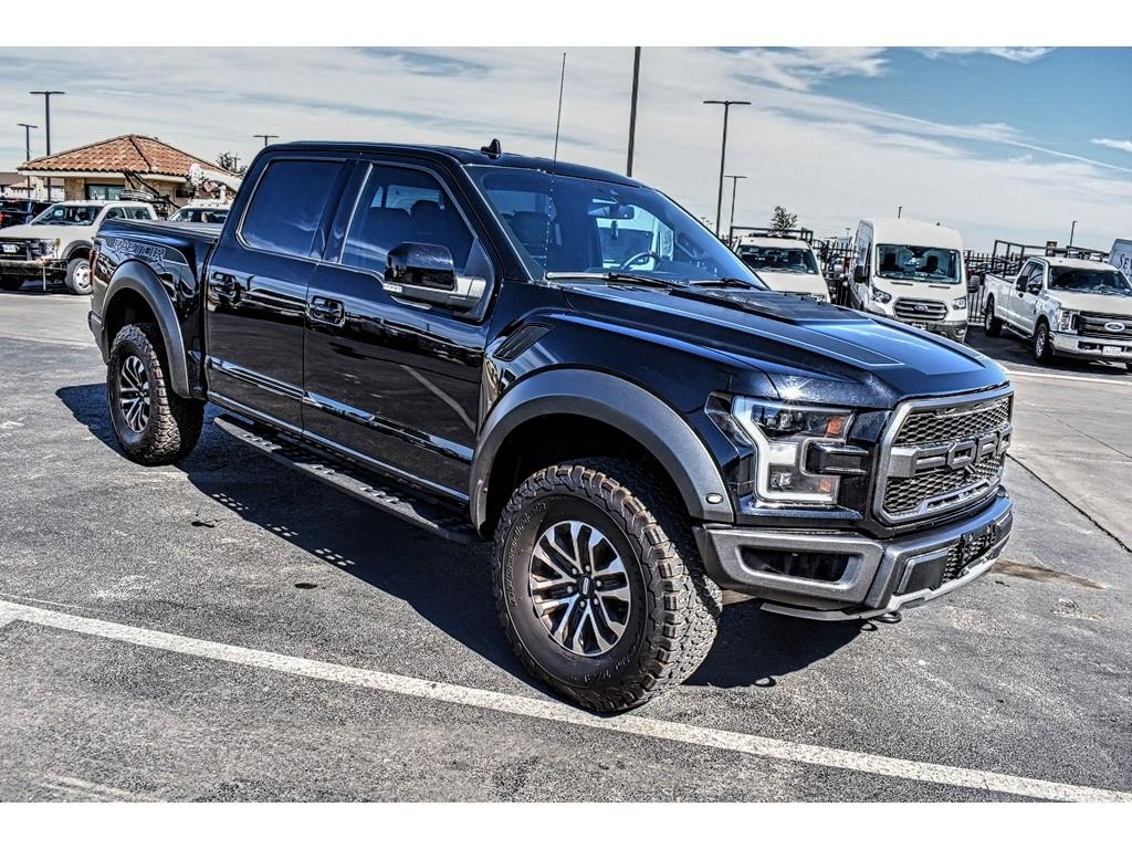 2019 Ford F-150 SuperCrew Cab 4x4, Pickup #945675 - photo 1