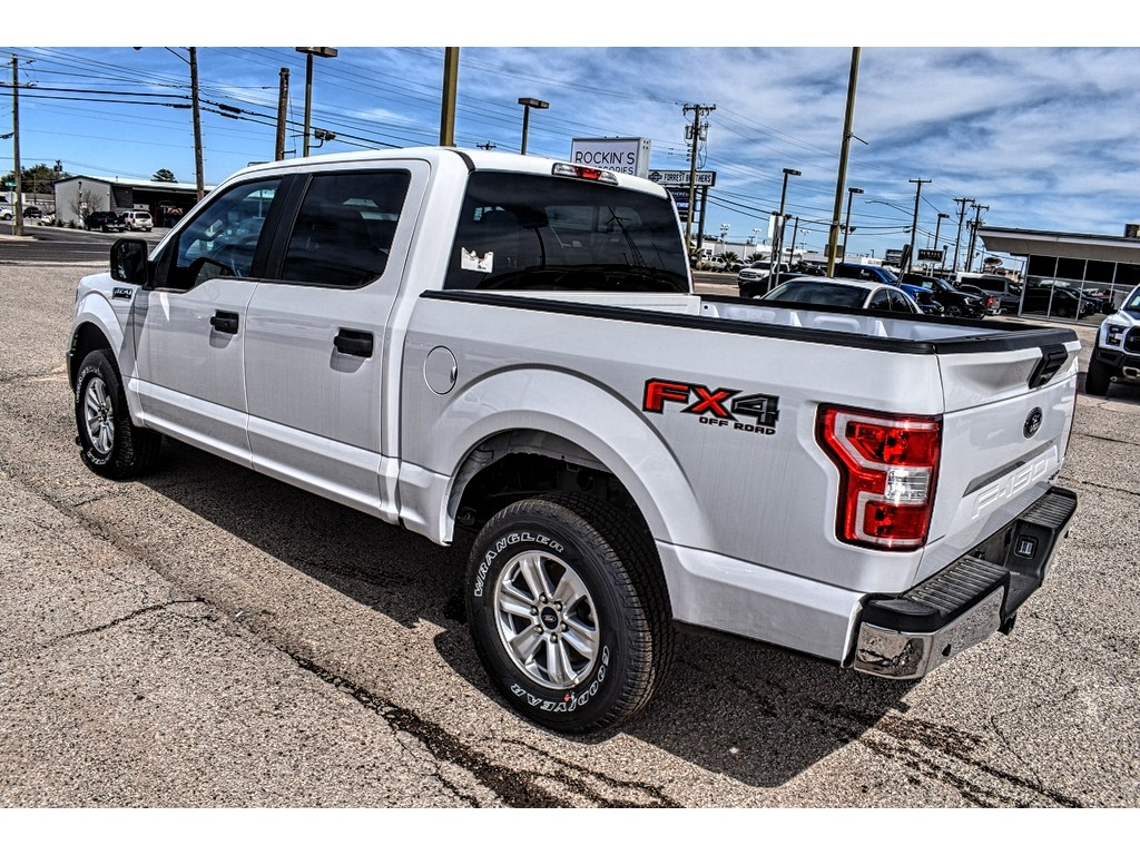2019 F-150 SuperCrew Cab 4x4, Pickup #951915 - photo 7