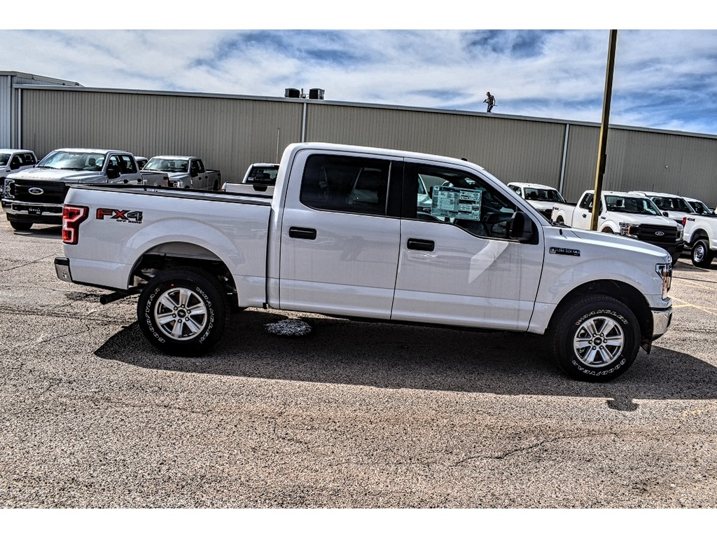 2019 F-150 SuperCrew Cab 4x4, Pickup #951915 - photo 10