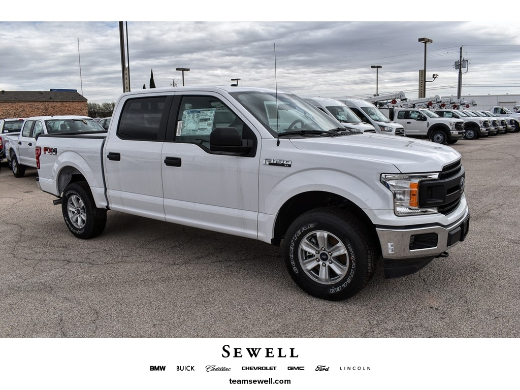 2019 Ford F-150 SuperCrew Cab 4x4, Pickup #951917 - photo 1