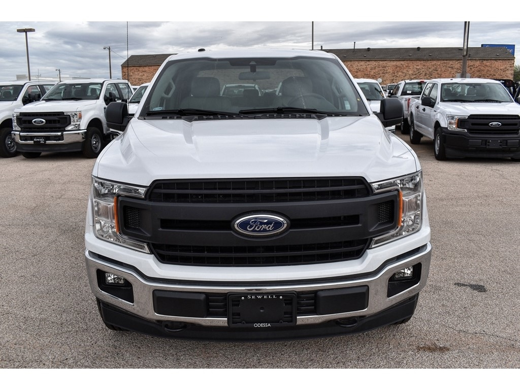 2019 Ford F-150 SuperCrew Cab 4x4, Pickup #951917 - photo 3