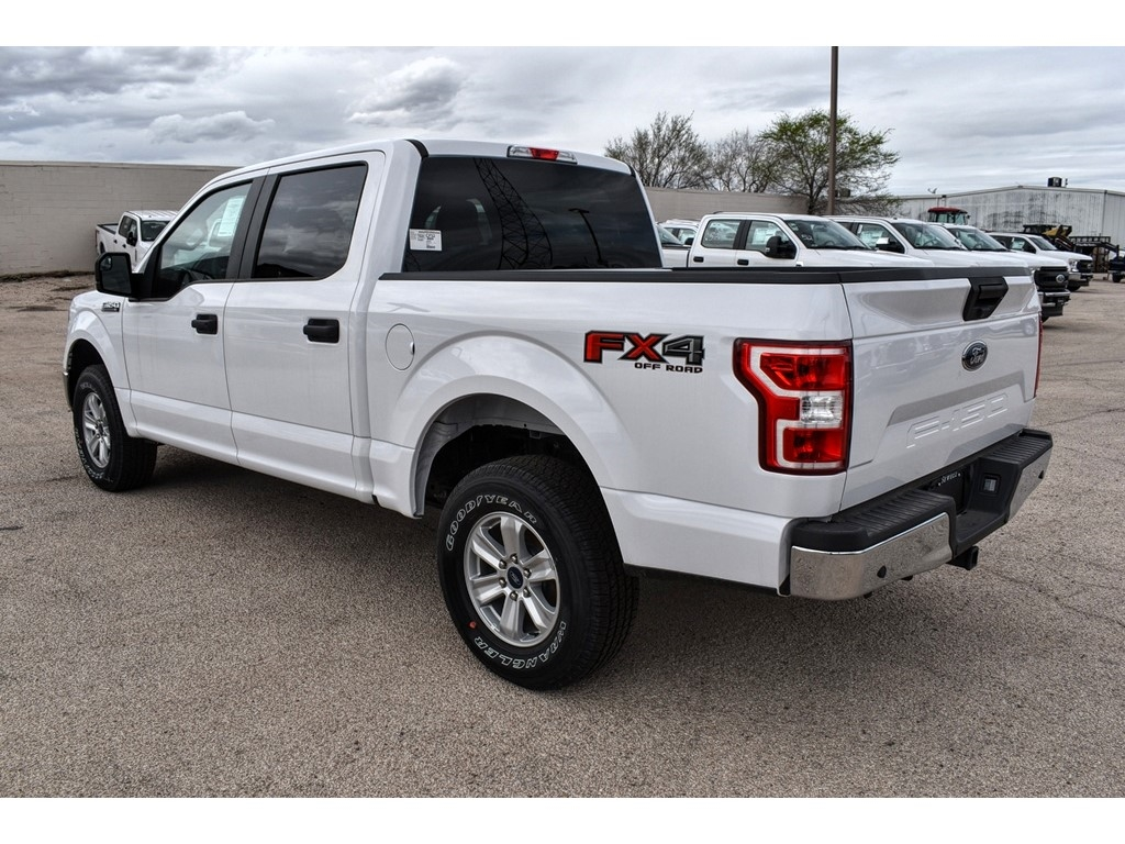 2019 Ford F-150 SuperCrew Cab 4x4, Pickup #951917 - photo 6