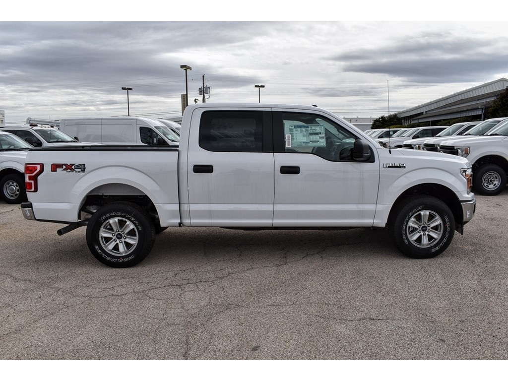 2019 Ford F-150 SuperCrew Cab 4x4, Pickup #951917 - photo 8