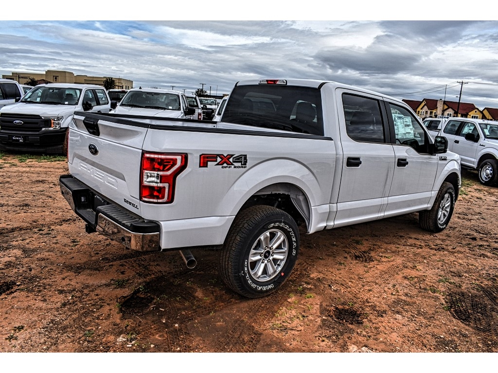 2019 F-150 SuperCrew Cab 4x4, Pickup #952591 - photo 1