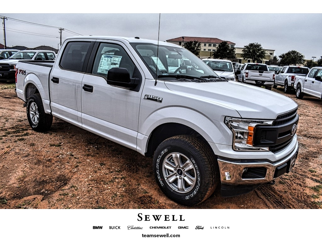 2019 Ford F-150 SuperCrew Cab 4x4, Pickup #952594 - photo 1