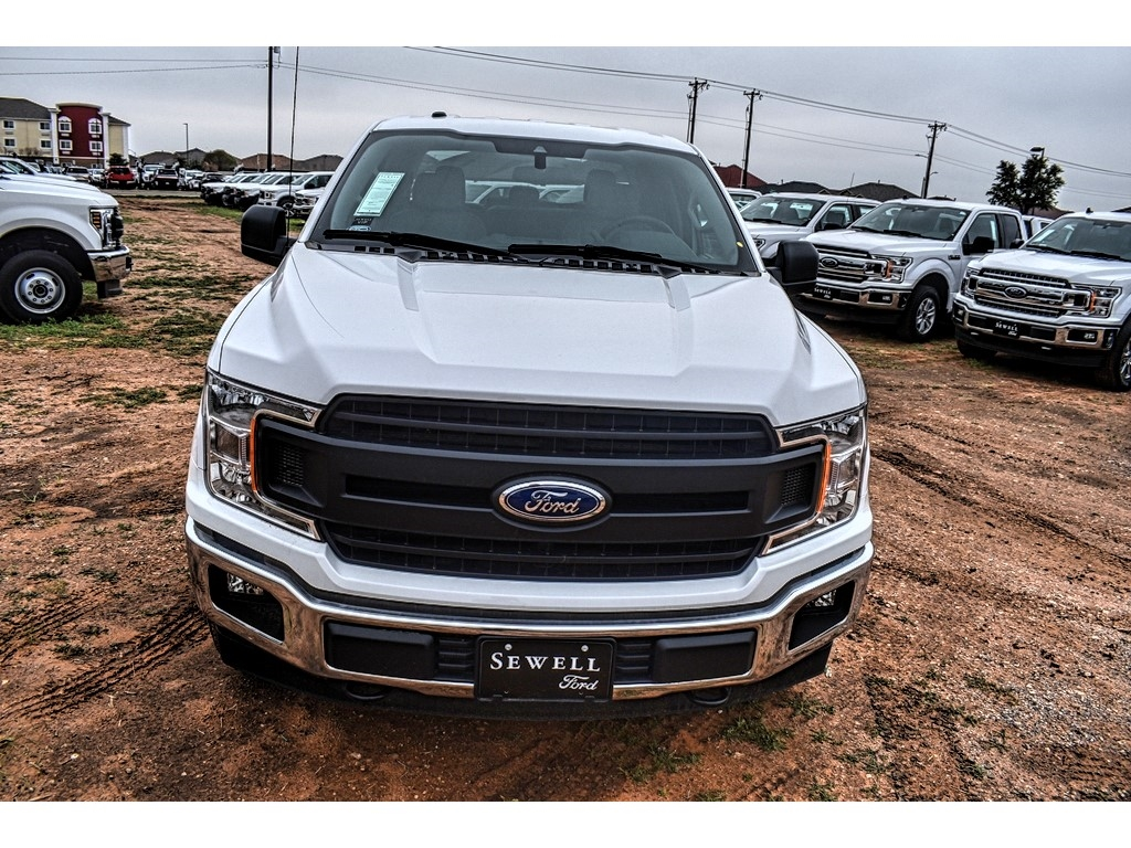 2019 Ford F-150 SuperCrew Cab 4x4, Pickup #952594 - photo 3