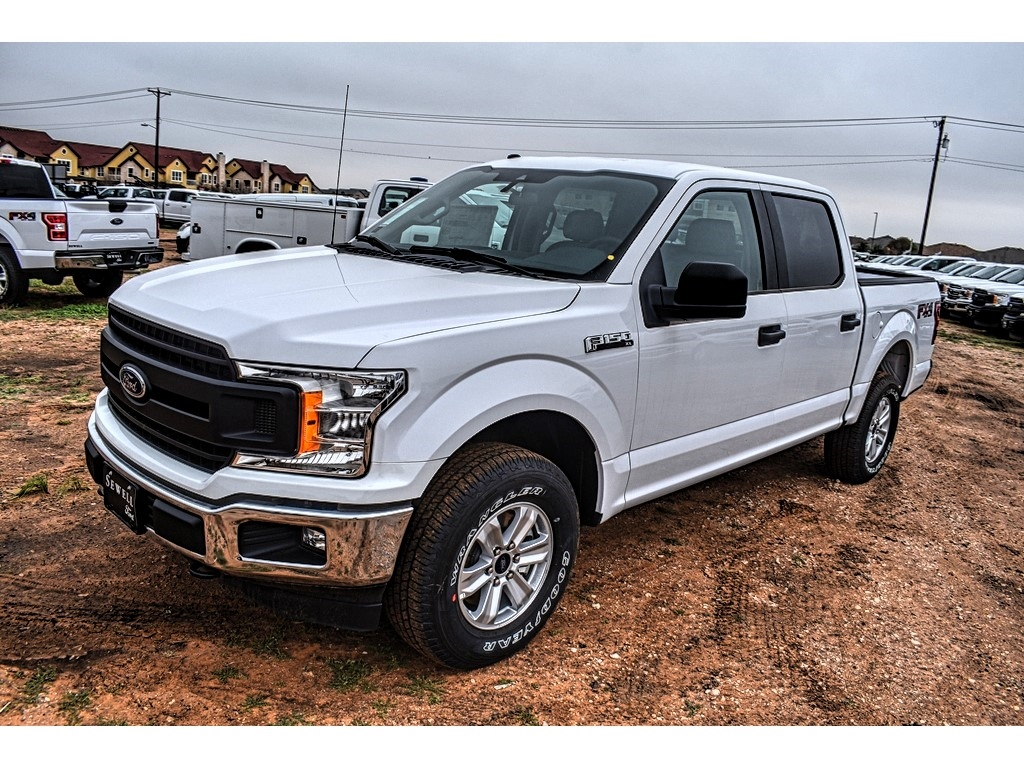 2019 Ford F-150 SuperCrew Cab 4x4, Pickup #952594 - photo 4