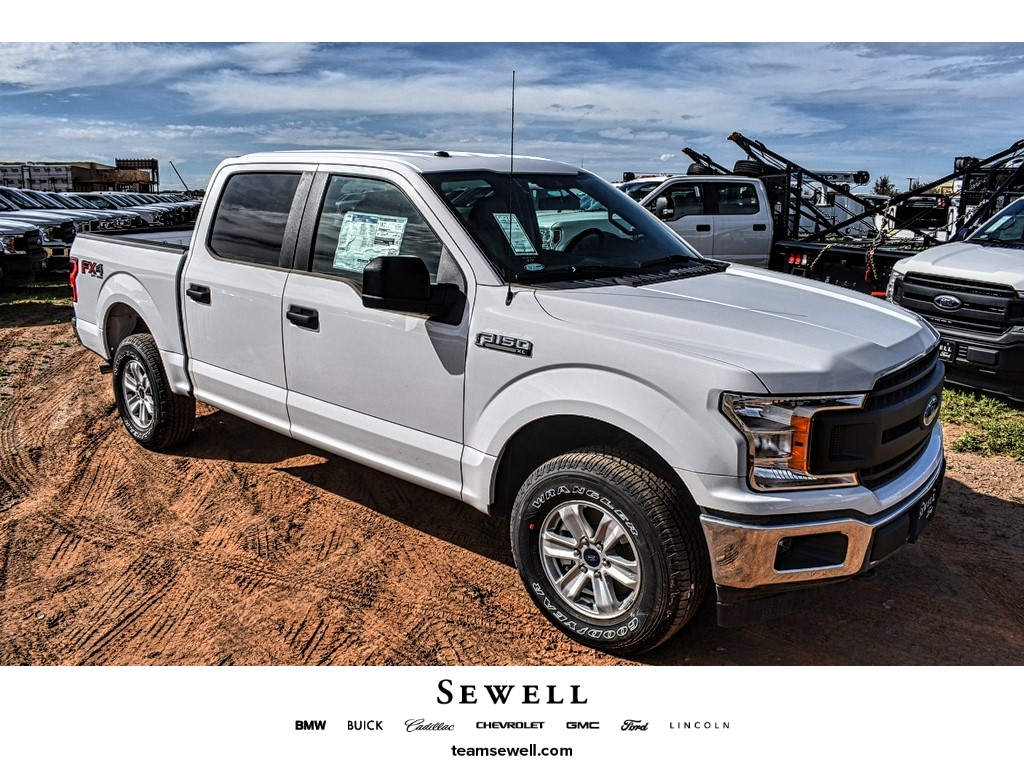 2019 Ford F-150 SuperCrew Cab 4x4, Pickup #952595 - photo 1
