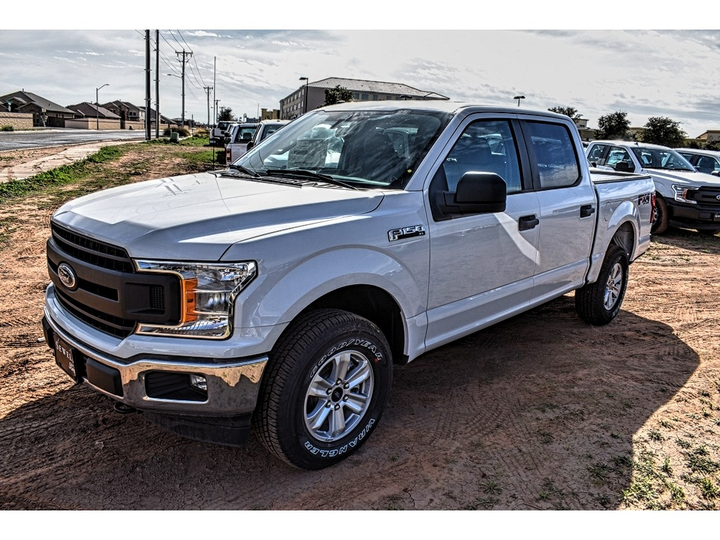 2019 Ford F-150 SuperCrew Cab 4x4, Pickup #952595 - photo 4