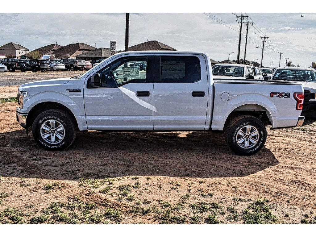 2019 Ford F-150 SuperCrew Cab 4x4, Pickup #952595 - photo 5