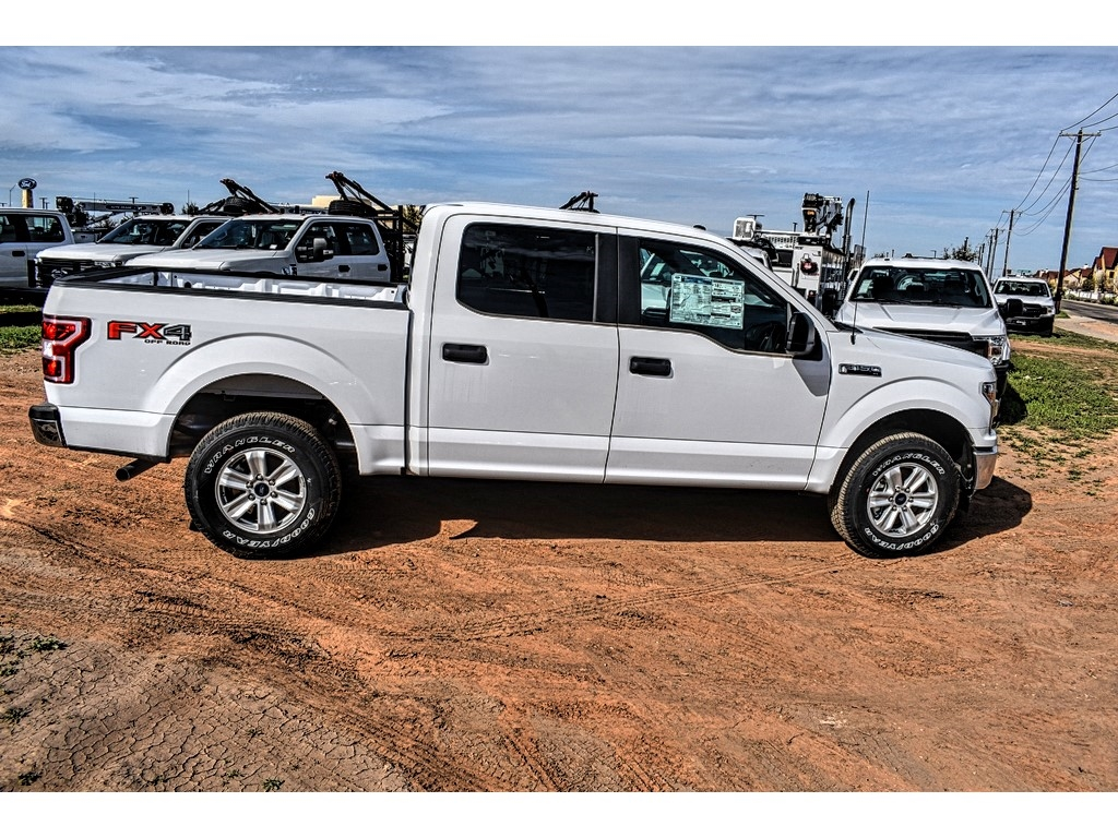 2019 Ford F-150 SuperCrew Cab 4x4, Pickup #952595 - photo 8