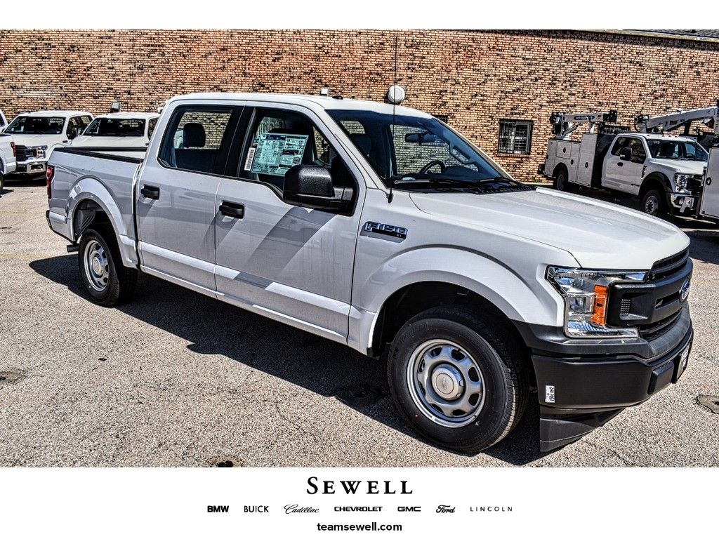 2019 Ford F-150 SuperCrew Cab 4x2, Pickup #952806 - photo 1