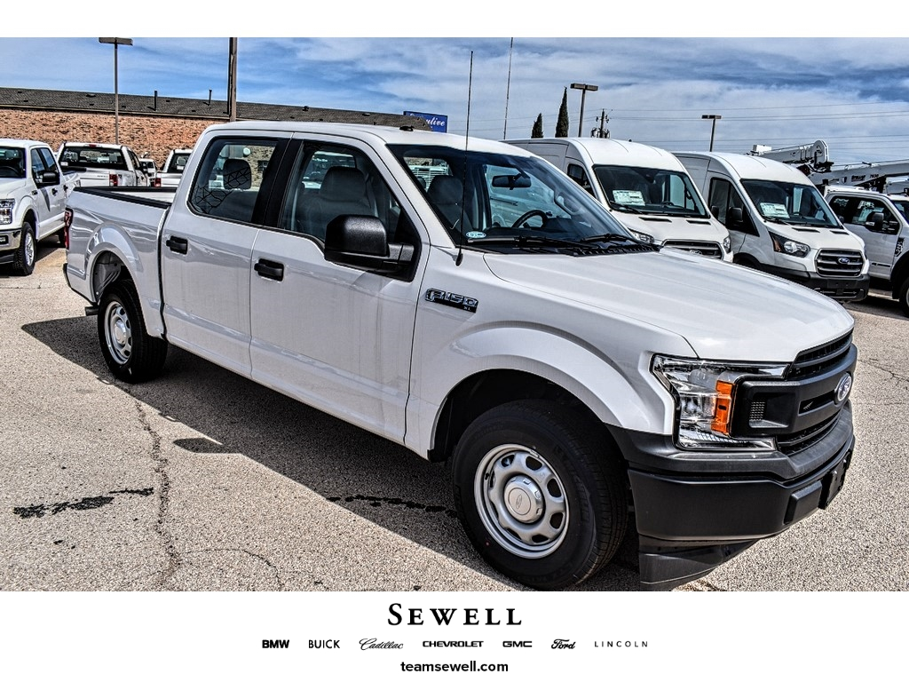 2019 Ford F-150 SuperCrew Cab 4x2, Pickup #952809 - photo 1