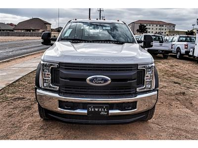2019 F-550 Crew Cab DRW 4x4, CM Truck Beds SK Model Platform Body #958185 - photo 3