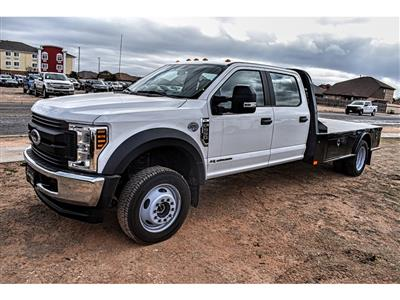 2019 F-550 Crew Cab DRW 4x4, CM Truck Beds SK Model Platform Body #958185 - photo 4