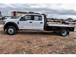 2019 F-550 Crew Cab DRW 4x4, CM Truck Beds SK Model Platform Body #958185 - photo 6