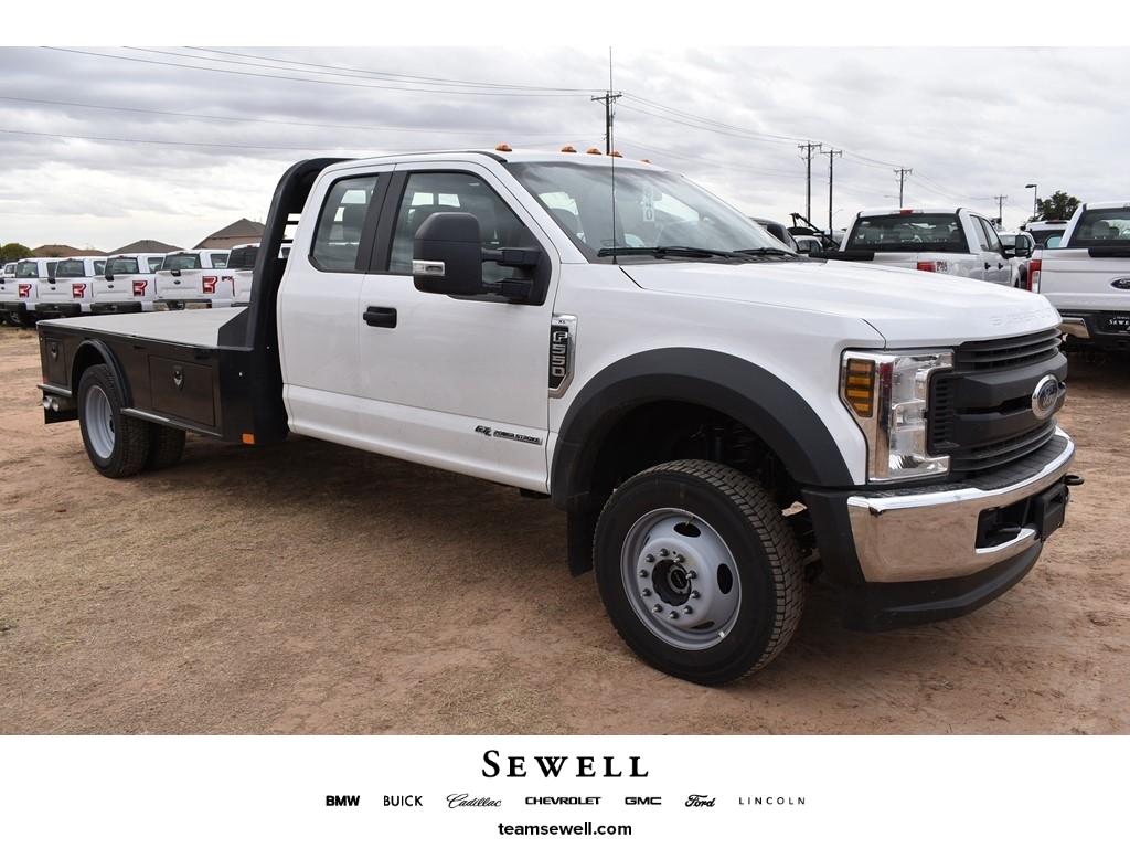 2019 Ford F-550 Super Cab DRW 4x4, CM Truck Beds Hauler Body #958203 - photo 1