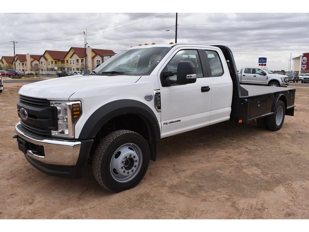 2019 Ford F-550 Super Cab DRW 4x4, CM Truck Beds ER Model Hauler Body #958203 - photo 4