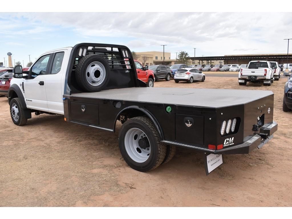 2019 Ford F-550 Super Cab DRW 4x4, CM Truck Beds ER Model Hauler Body #958203 - photo 7