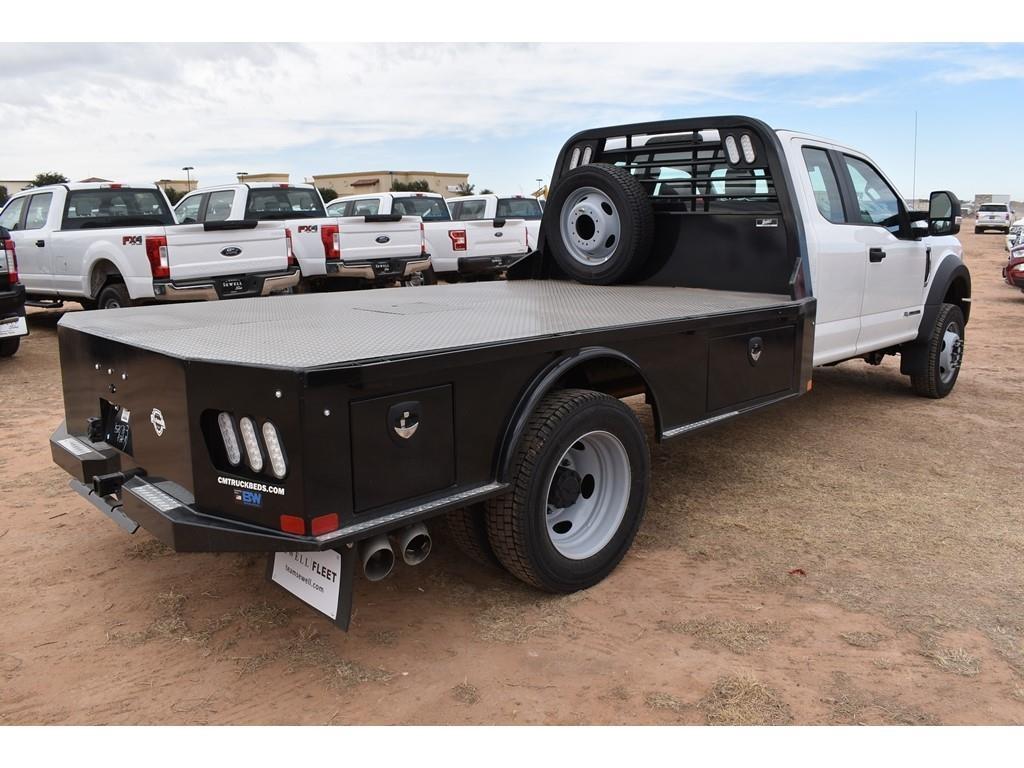 2019 F-550 Super Cab DRW 4x4, CM Truck Beds Hauler Body #958203 - photo 1