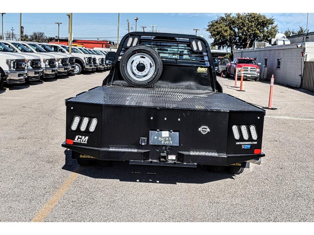 2019 F-550 Super Cab DRW 4x4, CM Truck Beds SK Model Platform Body #958204 - photo 8