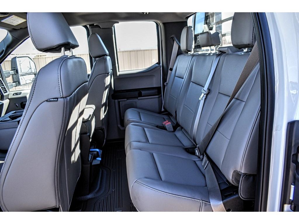 2019 F-550 Super Cab DRW 4x4, CM Truck Beds SK Model Platform Body #958204 - photo 14