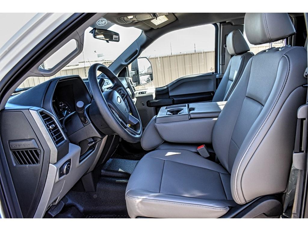 2019 F-550 Super Cab DRW 4x4, CM Truck Beds SK Model Platform Body #958204 - photo 17