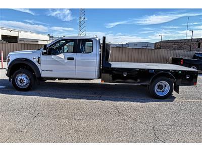 2019 F-550 Super Cab DRW 4x4, CM Truck Beds SK Model Platform Body #958204 - photo 6