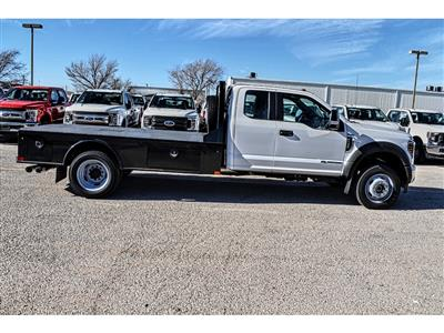 2019 F-550 Super Cab DRW 4x4, CM Truck Beds SK Model Platform Body #958204 - photo 10
