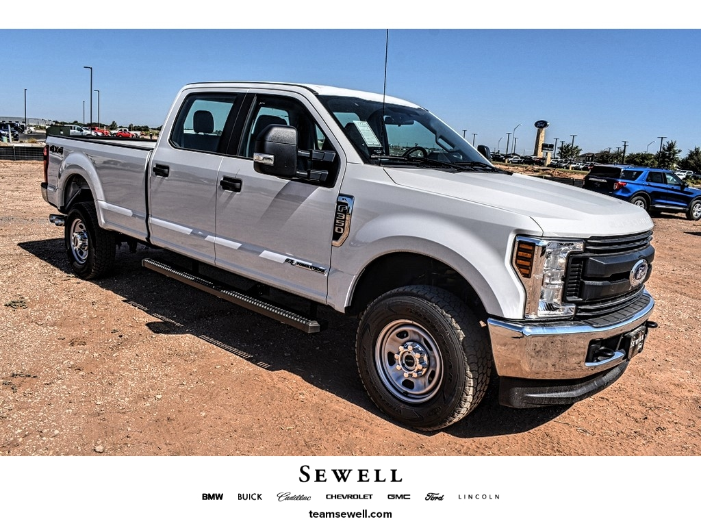 2019 Ford F-350 Crew Cab 4x4, Pickup #958449 - photo 1
