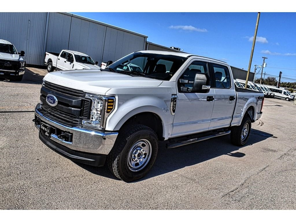 2019 Ford F-350 Crew Cab 4x4, Pickup #958464 - photo 4