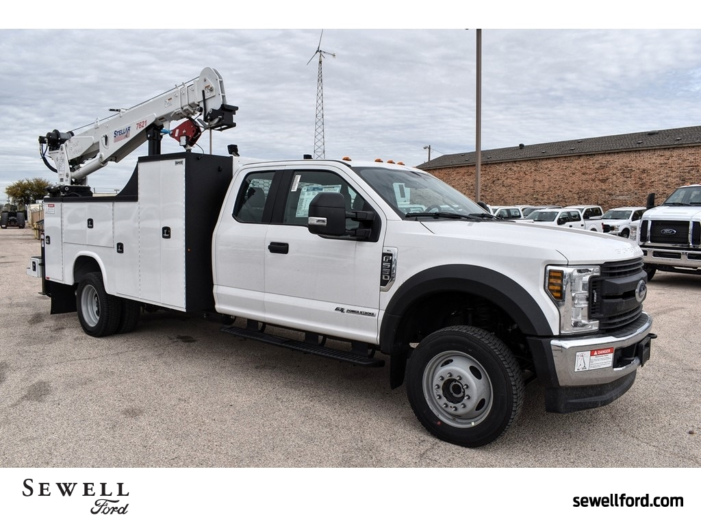 2019 F-550 Super Cab DRW 4x4, Knapheide Mechanics Body #958920 - photo 1