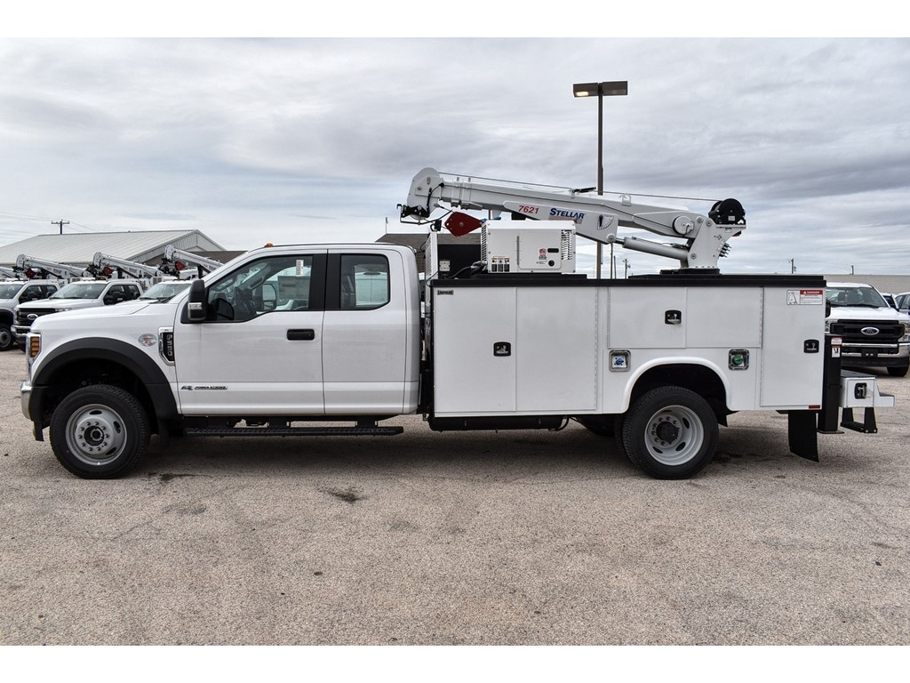 2019 Ford F-550 Super Cab DRW 4x4, Knapheide KMT Mechanics Body #958920 - photo 5