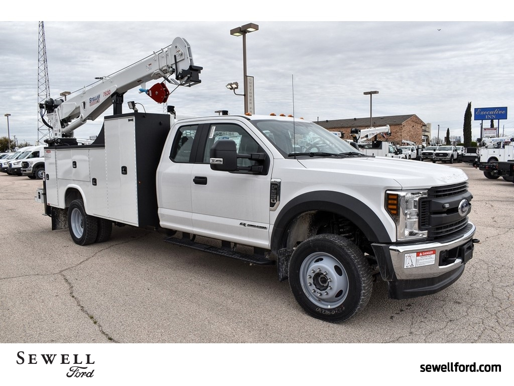 2019 F-550 Super Cab DRW 4x4, Knapheide Mechanics Body #958928 - photo 1