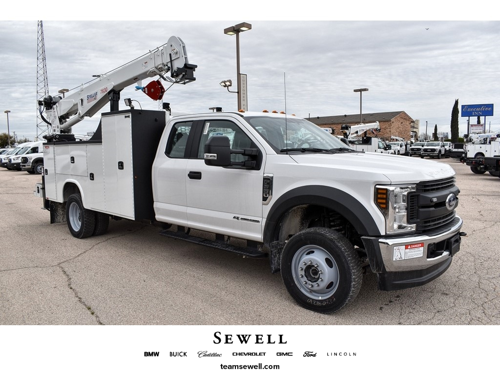 2019 Ford F-550 Super Cab DRW 4x4, Knapheide KMT Mechanics Body #958928 - photo 1