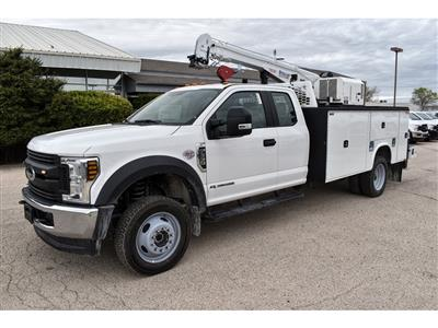 2019 Ford F-550 Super Cab DRW 4x4, Knapheide KMT Mechanics Body #958928 - photo 4