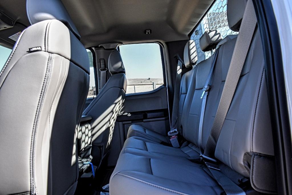 2019 Ford F-550 Super Cab DRW 4x4, Knapheide KMT Mechanics Body #958936 - photo 14