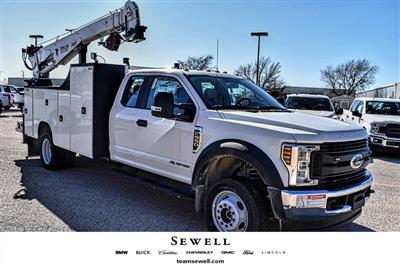 2019 Ford F-550 Super Cab DRW 4x4, Knapheide KMT Mechanics Body #958941 - photo 1