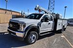 2019 Ford F-550 Super Cab DRW 4x4, Knapheide KMT Mechanics Body #958941 - photo 4