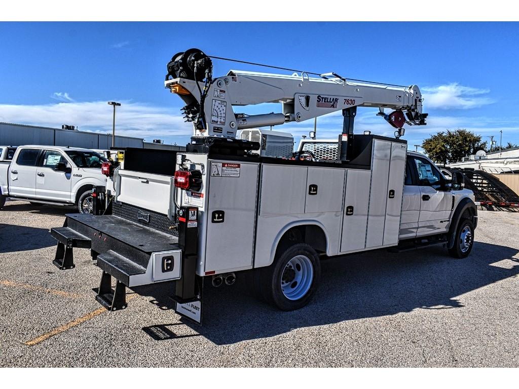2019 F-550 Super Cab DRW 4x4, Knapheide Crane Body Mechanics Body #958945 - photo 2
