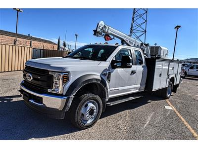 2019 Ford F-550 Super Cab DRW 4x4, Knapheide Crane Body Mechanics Body #958945 - photo 4
