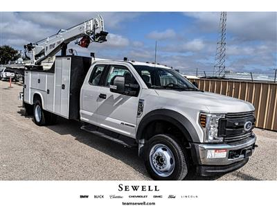 2019 Ford F-550 Super Cab DRW 4x4, Knapheide KMT Mechanics Body #958948 - photo 1