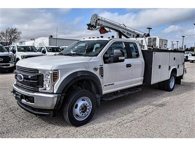 2019 Ford F-550 Super Cab DRW 4x4, Knapheide KMT Mechanics Body #958948 - photo 4